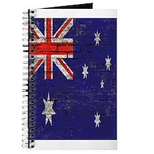 Australian Flag Twin Duvet cover Journal