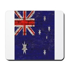 Australian Flag Twin Duvet cover Mousepad
