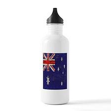 Australian Flag Twin Duvet cover Water Bottle