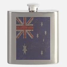 Australian Flag Twin Duvet cover Flask