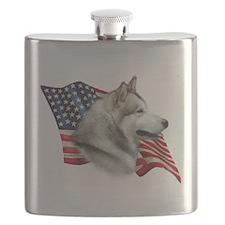 AlaskanMalFlag.png Flask