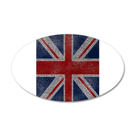 Union Jack Carpet illustration Twin Duvet Cover Wa