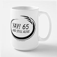 Yay! 65 Alive Mug