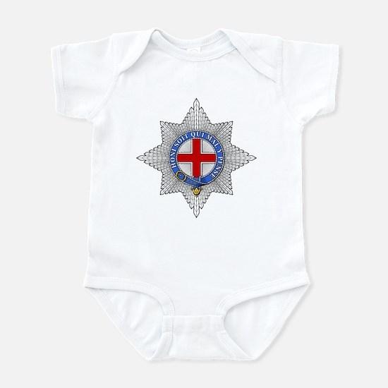 Garter (England) Infant Bodysuit