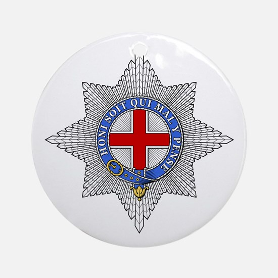 Garter (England) Ornament (Round)