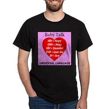 Baby Talk Universal Language T-Shirt
