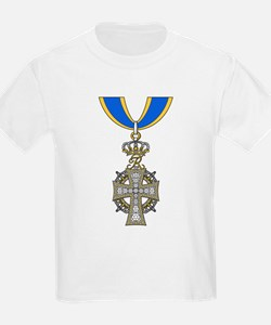 Danebrog Grand Cross Kids T-Shirt