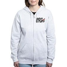 Hot Stuff Zip Hoodie