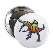 """Spinosaurus 2.25"""" Button"""