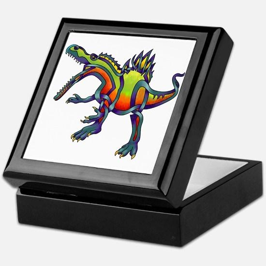 Spinosaurus Keepsake Box