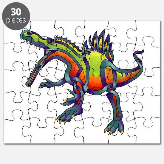 Spinosaurus Puzzle