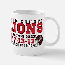 Boyd County Alumni Football Game JUST ONE MORE Mug
