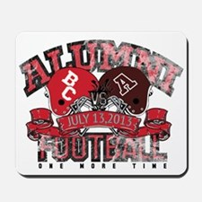 Boyd County Alumni Football Game ONE MORE TIME Mou