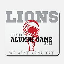 Boyd County Alumni Football Game Mousepad