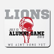 Boyd County Alumni Football Game Lions vs Tomcats2
