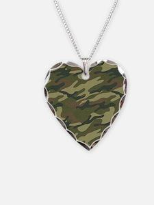 Military Uniform Necklace