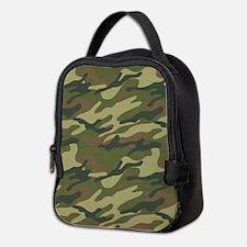 Military Uniform Neoprene Lunch Bag