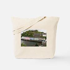 Portree, Isle of Skye, Scotland Tote Bag