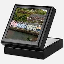 Portree, Isle of Skye, Scotland Keepsake Box