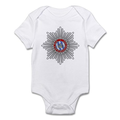 Crown of Bavaria Infant Bodysuit