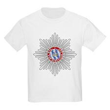 Crown of Bavaria Kids T-Shirt