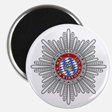 "Crown of Bavaria 2.25"" Magnet (10 pack)"