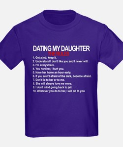 Dating My Daughter - The Rules T