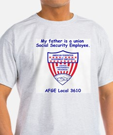 Grey: My Father Is A Union Employee