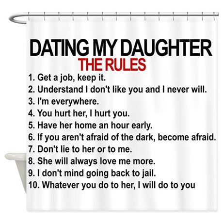 The best: 10 rules for dating my daughter shower