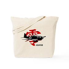A6M Zero Tote Bag