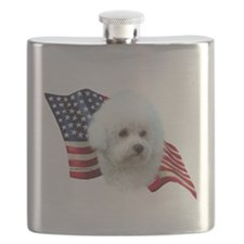 BichonFlag.png Flask