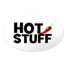 Hot Stuff Decal