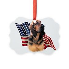 BloodhoundFlag.png Ornament