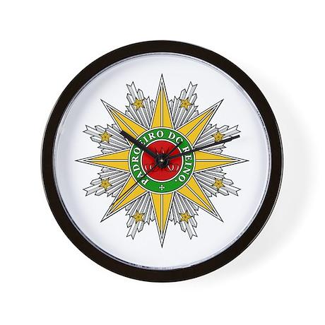 Conception Star (Brazil) Wall Clock