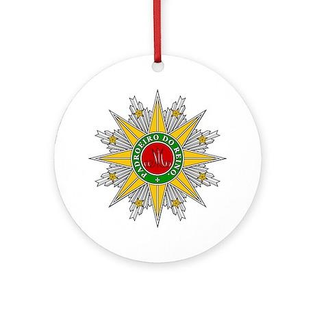 Conception Star (Brazil) Ornament (Round)