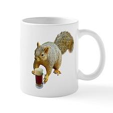 Squirrel Mug Beer Mug