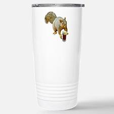 Squirrel Mug Beer Travel Mug