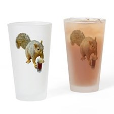 Squirrel Mug Beer Drinking Glass