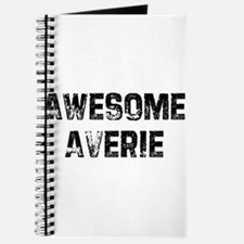Awesome Averie Journal