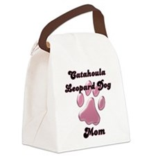 CatahoulaMomblkpnk.png Canvas Lunch Bag