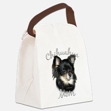 ChihuahuaMom.png Canvas Lunch Bag