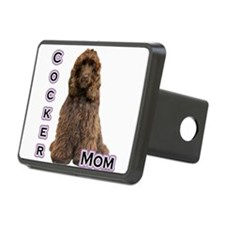 CockerbrownMom4.png Hitch Cover