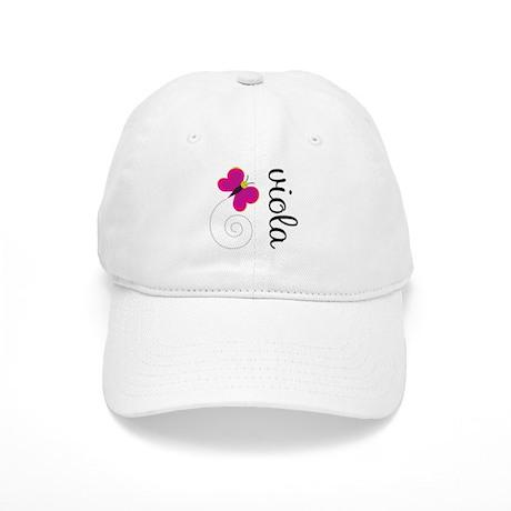 Pretty Viola Cap