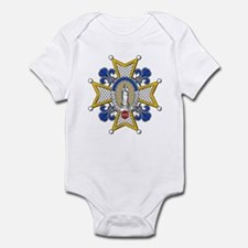 Charles III Grand Cross Infant Bodysuit