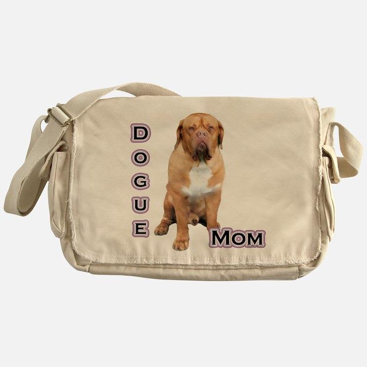 DogueMom4.png Messenger Bag