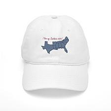 Love My Southern State Baseball Cap