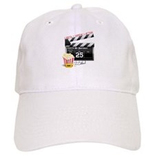 Hollywood Movie 25th Birthday Baseball Cap
