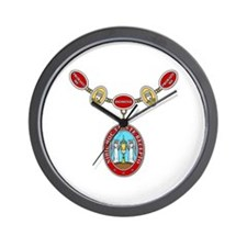 Blood of Our Savior Wall Clock