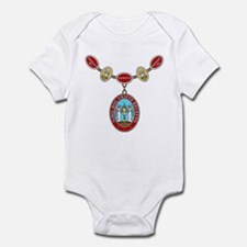 Blood of Our Savior Infant Bodysuit