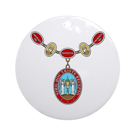 Blood of Our Savior Ornament (Round)